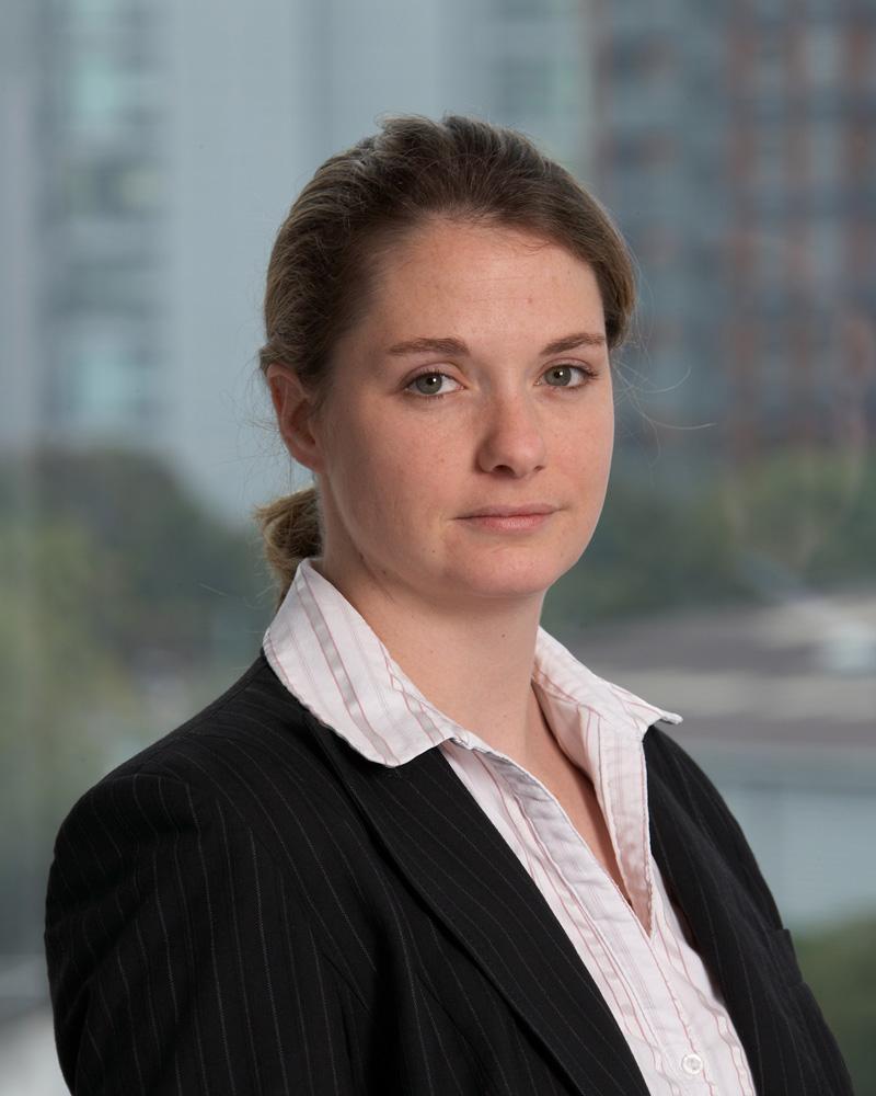 Jennifer Walton, associate at Irwin Mitchell.