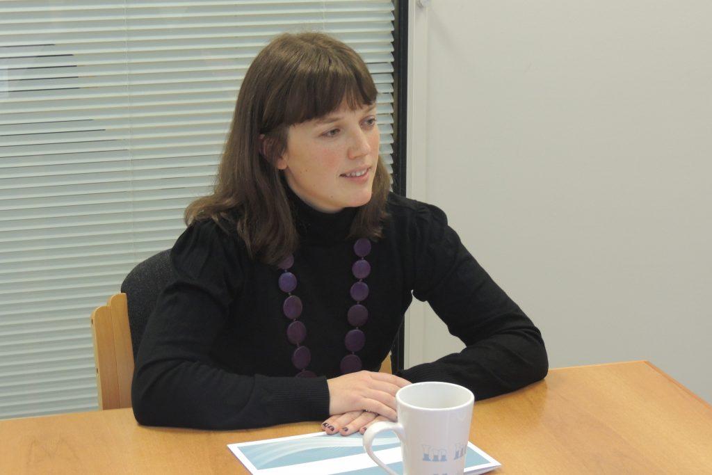Catherine Ridd, associate at Morgan Denton Jones