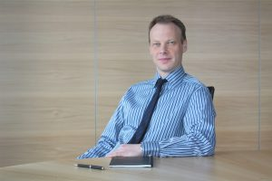 Donald MacKinnon, director of legal services at Law At Work