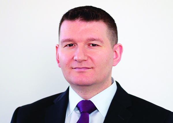 Charlie Pring, senior counsel in the Employment, Pensions & Mobility group at Taylor Wessing.